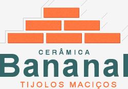 Cerâmica Bananal: Tijolos Maciços
